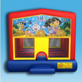 Dora The Explorer Bounce House Jumper at San Diego