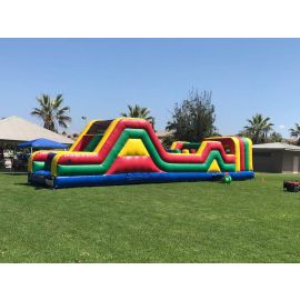 44 FT Obstacle Course Jumper at San Diego