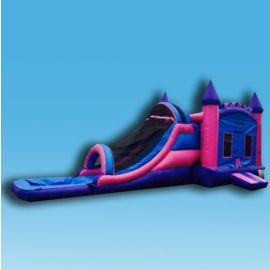 Pink Water Slide 4 in 1 at San Diego