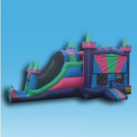 Rainbow Castle Jumper at San Diego