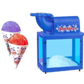 Snow Cone Machine at San Diego