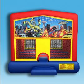 Transformers Bounce House Jumper at San Diego