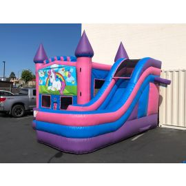 5 in 1 Unicorn Bounce House in San Diego