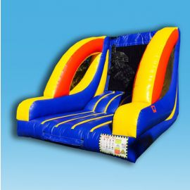 Velcro Wall at San Diego