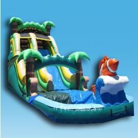 Big Water Slide (sku w408)