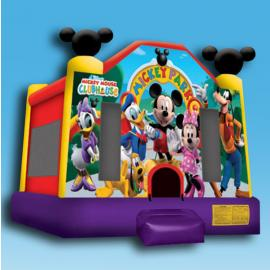 Mickey Mouse Park Jumper (Medium & Large) (sku r102m)