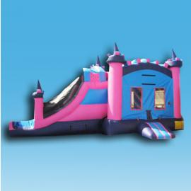 Purple Castle Combo Jumper 4 in 1 (sku c205)